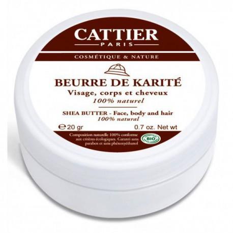 Manteca de Karite Bio 100g