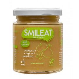 Potito Smileat de Manzana y Pera con Cereales 230g
