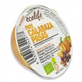 Paté de Calabaza con Pasas 50g