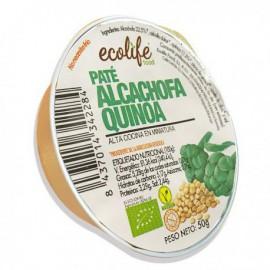 Paté de Alcachofa con Quinoa 50g