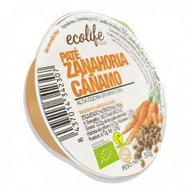 Paté de Zanahoria y Cáñamo 50g