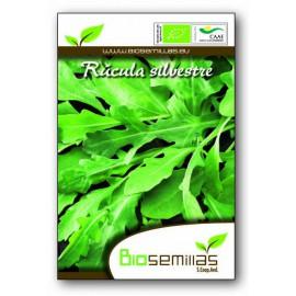 Semillas Ecológicas de Rucula Silvestre Diplotaxis