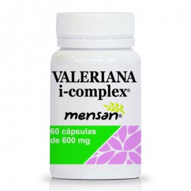 Valeriana i-complex 60 Cápsulas 600mg