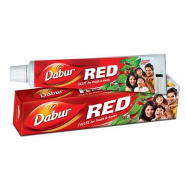 Dentrífico Ayurvedico Rojo con Pimienta Nepalí 100g