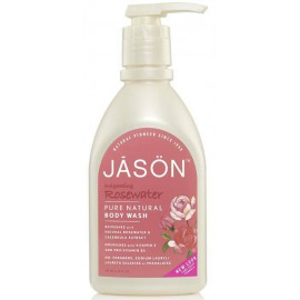 Rosewater Gel de baño 900 ml