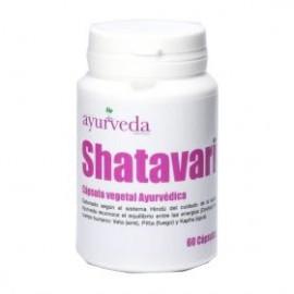 Shatavari Ayurveda Autentico 60 cápsulas
