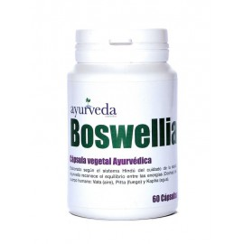 Boswelia Ayurveda Autentico 60 cápsulas