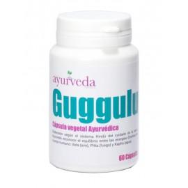 Guggulu Ayurveda Autentico 60 cápsulas