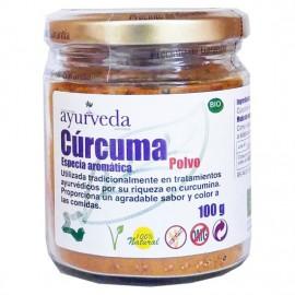 Curcuma en Polvo Bio 100g