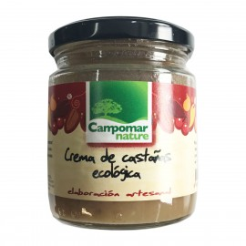 Crema de Castañas Bio 275g