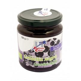 Compota de Grosella Negra Bio 320g