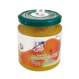 Compota de Naranja Bio 320g