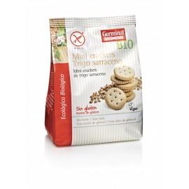 Mini Crackers de Trigo Sarraceno Bio Sin Gluten 100g