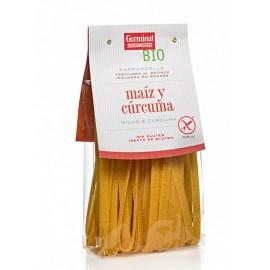 Pappardelle de Maiz y Cúrcuma Sin Gluten Bio 250g