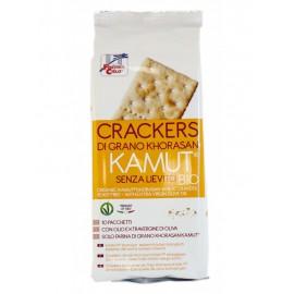 Crackers de Trigo Khorasan Kamut Sin Levadura Bio 290g