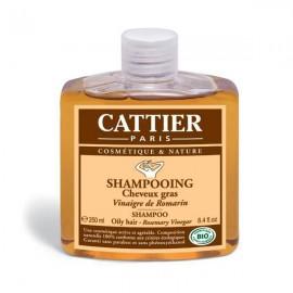 Champú cabellos grasos con vinagre de romero 250 ml