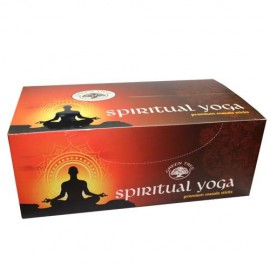 Incienso Green Tree Yoga Espiritual 15g