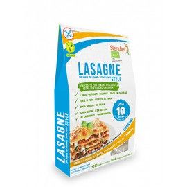 Pasta Konjac Lasaña Sin Gluten Bio 400gr