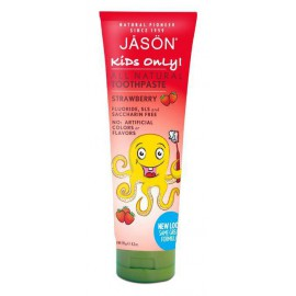 Kids Only! Dentífrico fresa 119 g