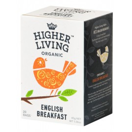 Té English Breakfast Bio 20 bolsas 45g
