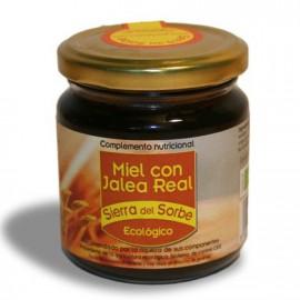 Miel con Jalea Real Bio Sierra del Sorbe 250g