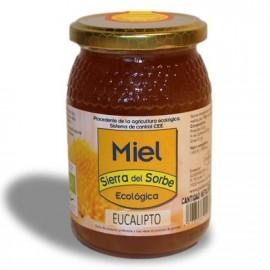 Miel de Eucalipto Bio Sierra del Sorbe 500g