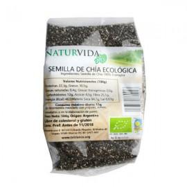 Semillas de Chia Bio NaturVida 500g