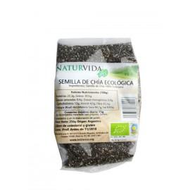 Semillas de Chia Bio NaturVida 250g
