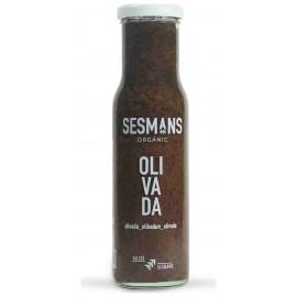 Salsa Olivada Bio Sesmans 240g