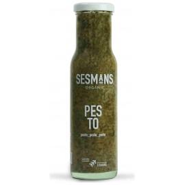 Salsa Pesto Bio Sesmans 240g