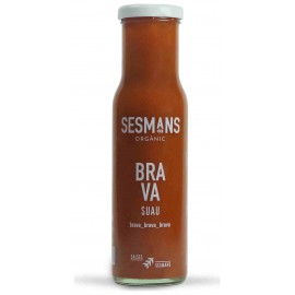 Salsa Brava Bio Sesmans 240g