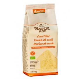 Harina de Maiz Sin Gluten Bio Bauckhof 500g