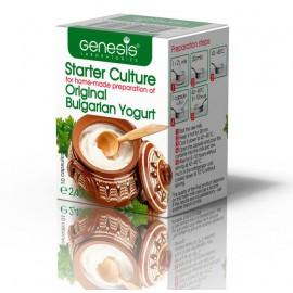 Fermentos para hacer Yogur Búlgaro con Bífidus Bifidobúlgaro 10 Cápsulas de 250mg
