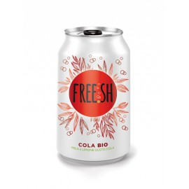 Refresco de Cola Bio Free.sh 330ml
