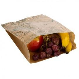 Bolsa Papel Kraft para Fruta L Caja 1000 uds 0,018€/ud