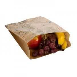 Bolsa Papel Kraft para Fruta M Caja 1000 uds 0,014€/ud