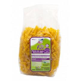 Fusilli de Maiz Sin Gluten Bio 500g