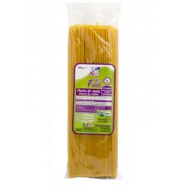Espaguetis de Maiz Sin Gluten Bio 500g