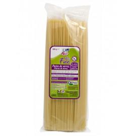 Espaguetis de Arroz Sin Gluten Bio 500g