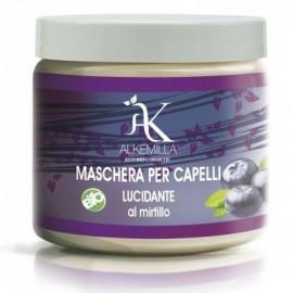 Mascarilla Capilar Lucidante Arándano Bio 200ml