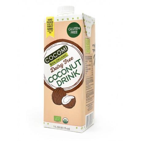 Bebida de Coco Cocomi Bio 1L