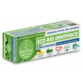 Dentrifico Homeocompatible Bio 75ml