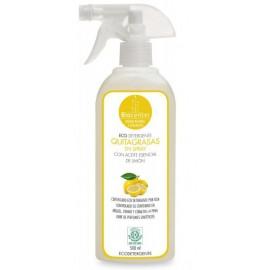 Detergente Quitagrasas Limón Spray con Vaporizador Bio 500ml
