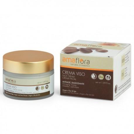 Crema Antiage Argan y Flor de Loto Bio 50ml