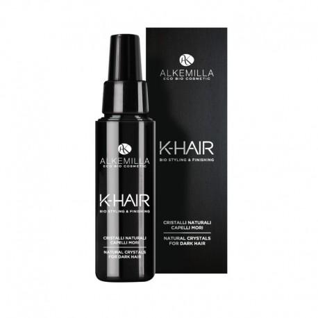K-Hair Cristales Naturales Cabello Oscuro 50ml