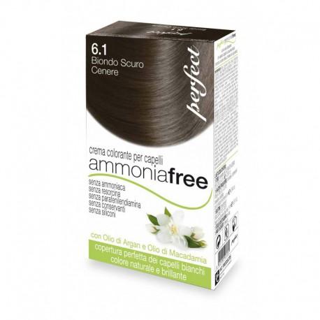 Tinte Perfect AmmoniaFree 6.10 Rubio Oscuro Ceniza