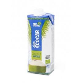 Agua de Coco Brasileño Bio Cocar 500ml