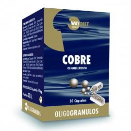 Cobre Oligogránulos 50 Cápsulas