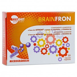 Brainfron 30 Cápsulas