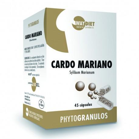 Cardo Mariano Phytogránulos 45 cápsulas